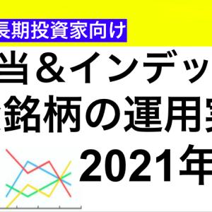 【運用実績】2021年9月現在の保有銘柄の損益状況