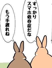 俺はウサギだ!