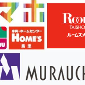 【お得!】有名家具店3店(島忠,大正堂,村内)で高級家具を値引きする方法