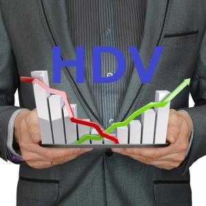 【高配当etf】HDVの配当利回り、株価、構成銘柄など徹底解説【いつ配当金が貰える?】