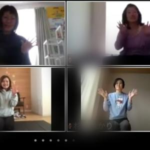 Aya先生のヨガ愛が伝わってきました、オンラインビューティフルYO-GA開催レポ