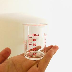 キッチンぷちミニマル化★ずぼらさんにもおすすめの便利すぎるミニ計量カップ