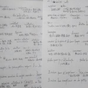 【踏破】仏検準1級・2級必須単語集やる2