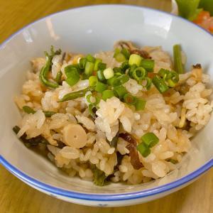 【レシピ】アサリの炊き込みご飯