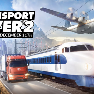 【PR】セール情報:Transport Fever 2[25%OFF]【2020/06/26まで】