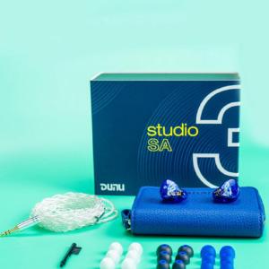 【HiFiGOアナウンス】DUNUの最新IEM Studio SA3がリリースされました!!お財布に優しい高コスパモデルです