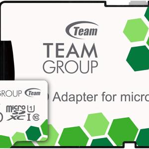 【PR】セール情報:Team microSDXCカード【2020/09/21まで】