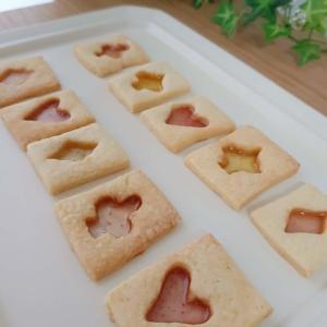ハロウィンに!アリスのトランプクッキー★ステンドグラスクッキー
