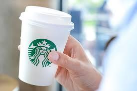 スタバのブラックコーヒーについて語る。
