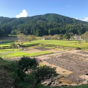 福井県 一乗谷