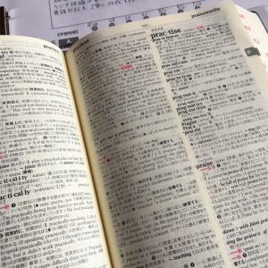 英語で日記を初めて一ヶ月が過ぎました。