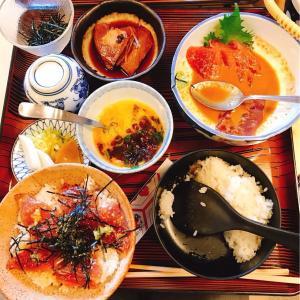 絶品カツオ茶漬けが味わえる!串本の料理屋「萬口」