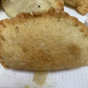 今日はベーコンポテトパイもどきを作りました(*^^*)
