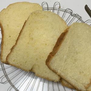 ふわふわ食パン♪