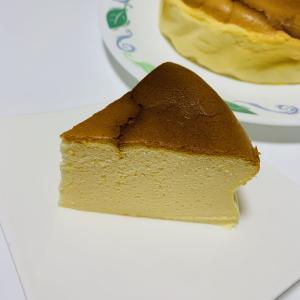 スフレチーズケーキ♪