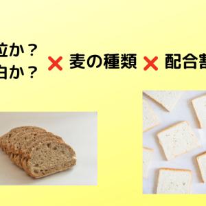 全粒粉パンとは何のこと?いろんな種類の中からの選び方!