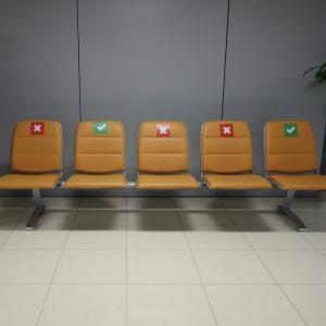 コロナとスワンナプーム空港