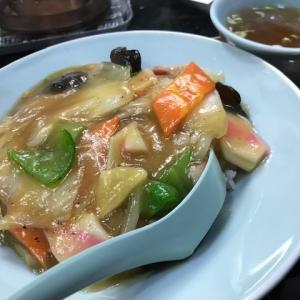 中華丼~見た目より中身が美味しかったらそれで良い!