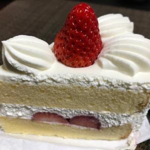 苺のショートケーキ~コージーコーナー