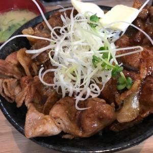 北海道すた丼~濃厚バター醤油味~