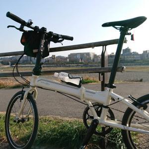 コロナウイルスと多摩川サイクリングロードポタリング