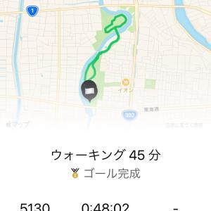 ウォーキング121日目  ポケモンコミュニティ ブーバー