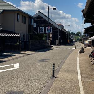中山道・鵜沼宿