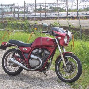 私のバイク遍歴・SRV250