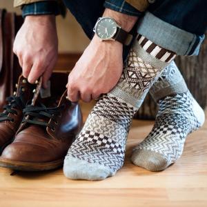 Solmate Socks(ソルメイトソックス)はサスティナブルで環境に優しく温かい、この冬おすすめの靴下