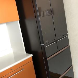 ニクいね!三菱☆19年ぶりの冷蔵庫チェンジ!