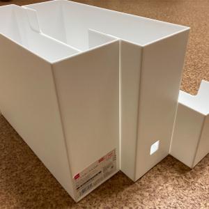 DAISOにもついに…!白いA4ファイルケース登場☆ニトリとの比較をしてみました