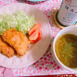 【料理】ロースハムで作るハムチーズカツ☆
