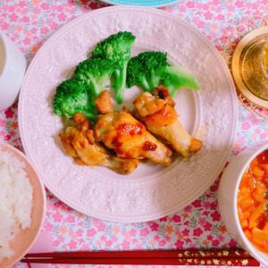 【料理】手羽元のオーブン焼き☆