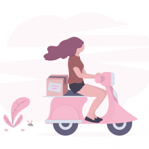 【便利】中国式バイク便、闪送が本当に便利な件