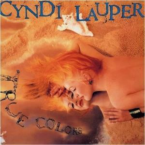 Cyndi Lauper - True Colors - Guitar cover