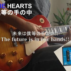 THE BLUE HEARTS - 未来は僕等の手の中 - Cover