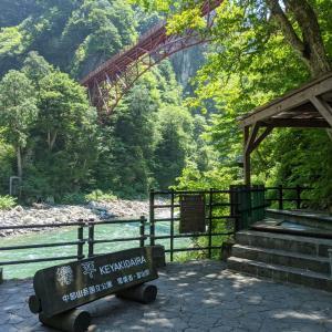 黒部峡谷トロッコ電車 ~ 絶景の渓谷 後編 ~