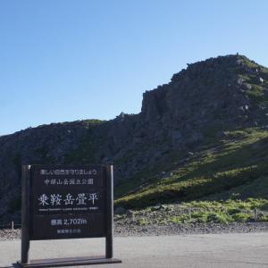 乗鞍岳 ~ 3,026mの頂 前編 ~