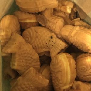 ミニ鯛焼き