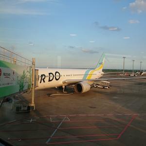 SFC修行#7・8 なんと再び北海道。新千歳空港で往復したいところですが、AIRDOに初めて乗ってみます。