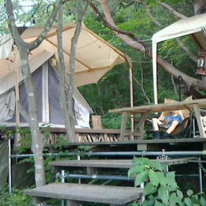 コロナ禍でもできる家族旅行。キャンプを初体験してきました!