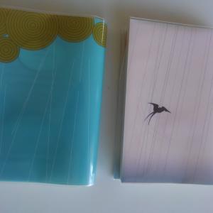 京都URAGNO(ウラグノ)のブックカバー