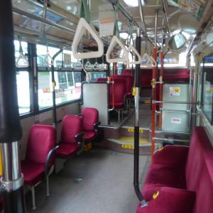 京都市バスが運賃230円で貸切状態!
