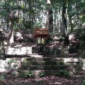 迷い込んだ神社