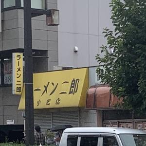 小岩で二郎!『二郎 小岩店』で大を食らおうとしたら小を食べていた【東京】