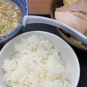 西葛西駅の【舎鈴】でつけ麺を食す【東京】