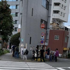 『ラーメン二郎 三田本店』で初の大ラーメン!【東京】