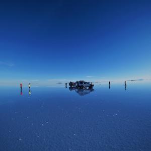 ウユニ塩湖おすすめツアー会社【乾季のGWで鏡張りは見れる?】