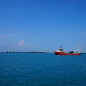 シンガポールから船で45分バタム島1日目①
