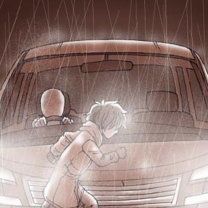 【1話】雨の日の出来事